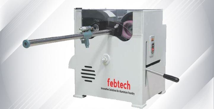 EJECTOR PIN CUTTING MACHINE