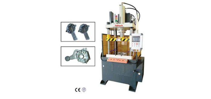 hydraulic-trimming-press
